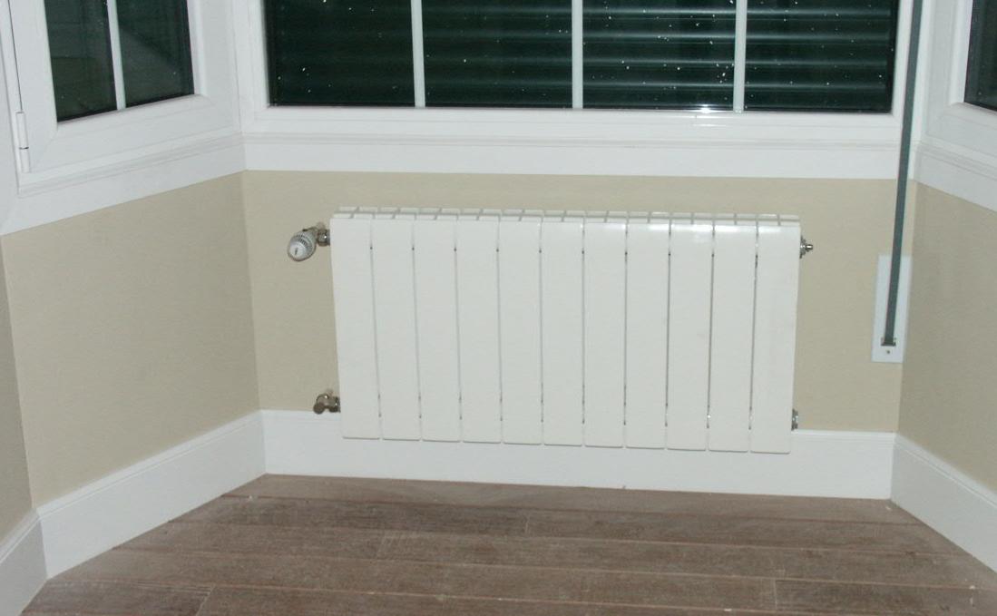 Instalaci n de caldera para calefacci n por radiadores jofer - Instalacion de calefaccion por radiadores ...
