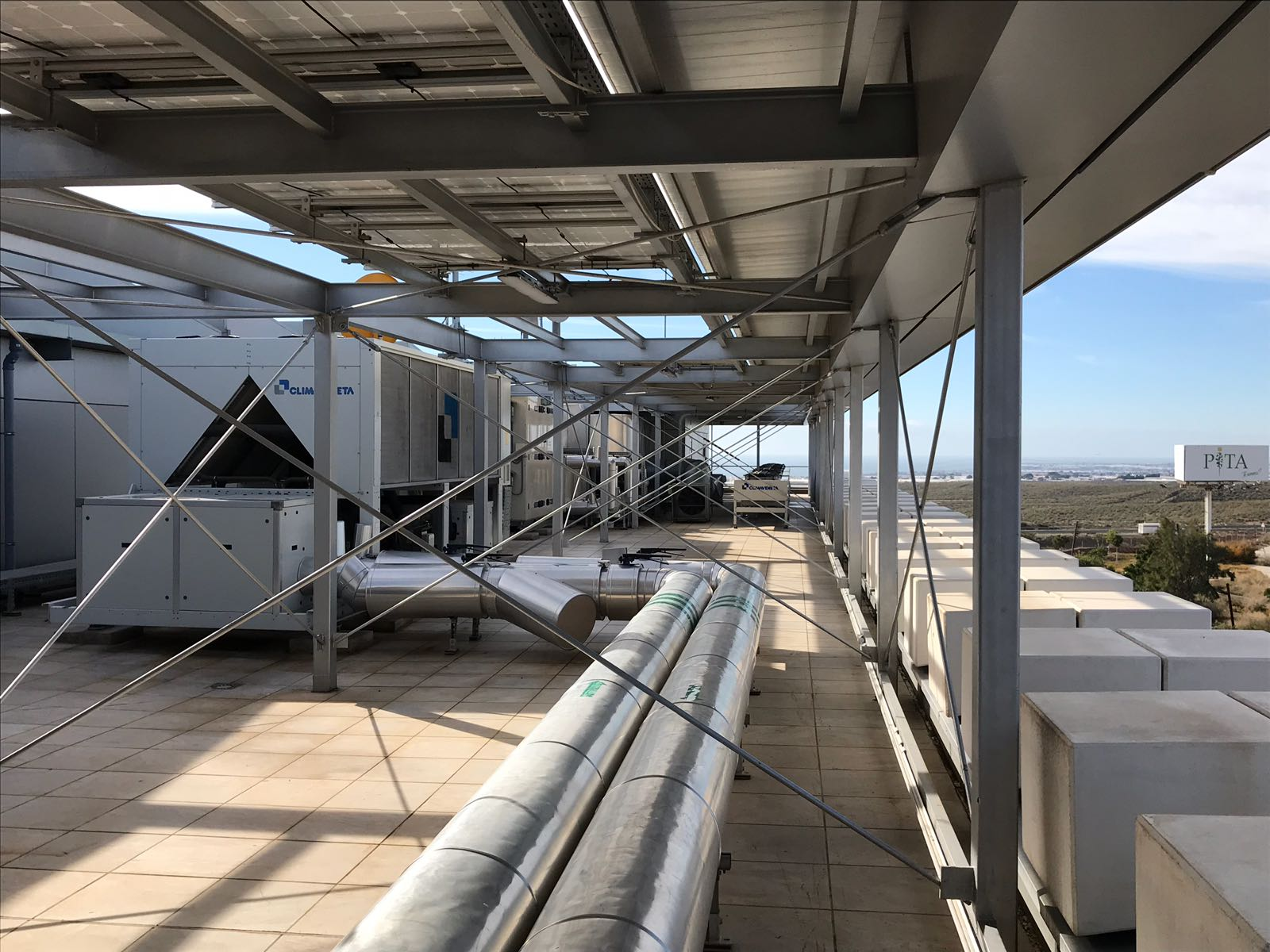 Mantenimiento integral del edificio de empresas for Empresas de mantenimiento de edificios en madrid